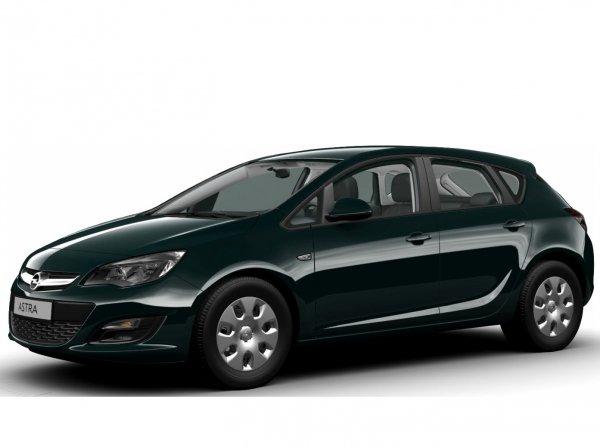[Abgelaufen] Leasing für Privat Opel Astra J 5-Türer 119€/Monat ohne Anzahlung [Corsa/Adam noch verfügbar]