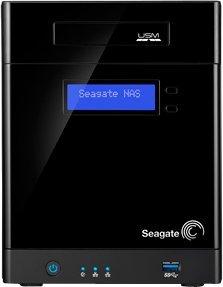 [Ibood] Seagate Business Storage STBP200 NAS-System (4-Bay, 2x RJ-45 Gigabit, 2x USB 3.0) Leergehäuse für 105,90€ inc. Versand
