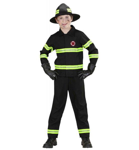 [Amazon.de-Prime] Widmann 76578 - Kinderkostüm Feuerwehrmann, Jacke, Hose und Helm ab 4,30€