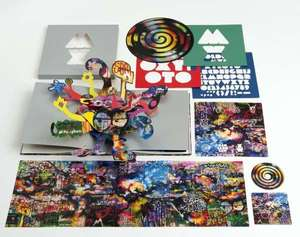 Coldplay - Mylo Xyloto:Special Pop-Up Book-Edition (180g) (LP + CD + Goodies)