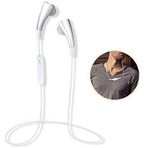 COULAX Bluetooth Headset Noise Cancelling (White) für 29,99€ @Amazon