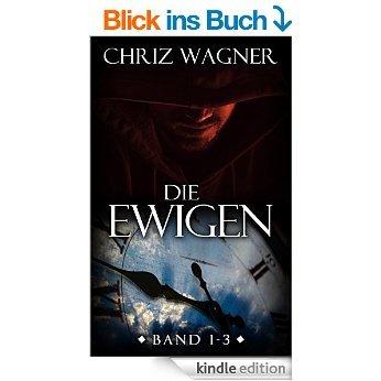 """2 kostenlose E-Books """"Die Ewigen"""" & """"Werwölfe gegen Vampire"""" Mystery, Horror, Vampire [Kindle Edition]"""
