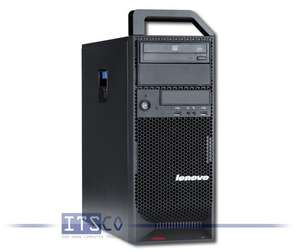 (gebraucht Itsco) Workstation Lenovo ThinkStation S20, W3530 4x 2.8GHz 12GB RAM