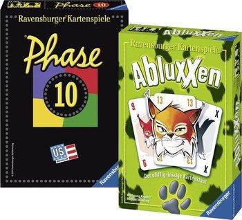 [Weltbild] Ravensburger-Doppelpack: Phase 10 + Abluxxen für 9,99€ , 5% Qipu zusätzlich