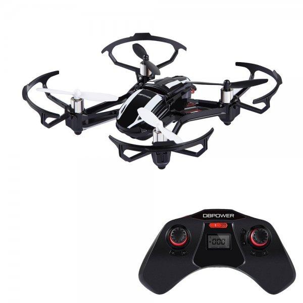Hawkeye-I 2.4GHz 4CH 6 Axis RC Quadcopter mit 2MP HD Kamera und weiteren Funktionen