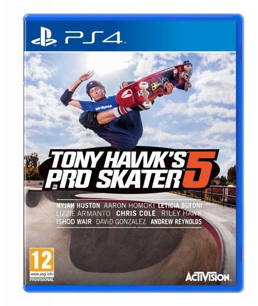 Tony Hawk's Pro Skater 5 [PS4]