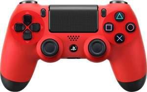 Sony Dualshock 4 in [ROT]  PS4  bei notebook.de