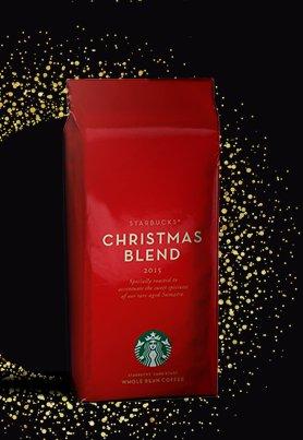 [Starbucks bundesweit] GRATIS Probierpackung Christmas Blend Kaffee