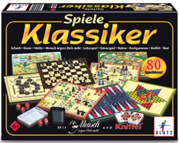 [Lokal/Aldi-Süd] Familien-Spielesammlung für 8,99€ ab 2.11. (vermutlich Schmidt Spiele 49120 - Klassiker Spielesammlung)