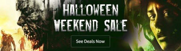[Steam] Halloween Weekend Sale @ Humblebundle