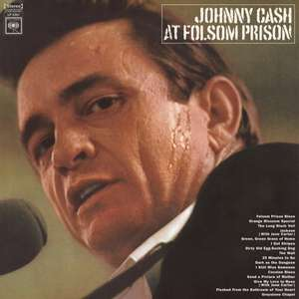 Amazon Prime :  Johnny Cash  - At Folsom Prison [Vinyl LP] - Nur 9,91 €