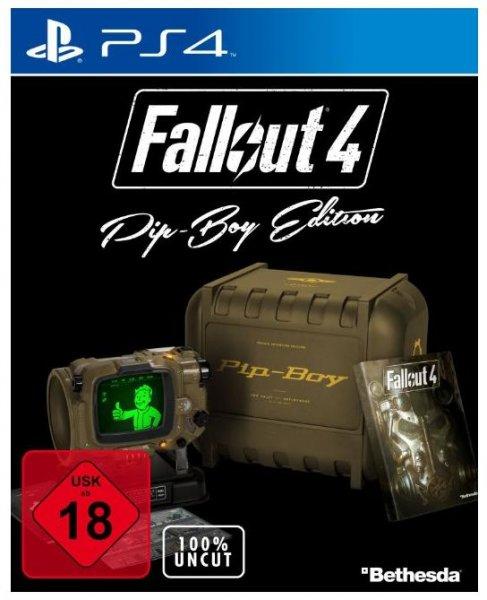 [AMAZON] Fallout 4 Uncut - Pip-Boy Edition - [PlayStation 4]