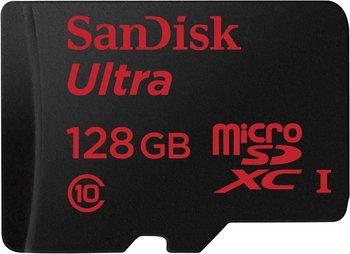 [Saturn] Sandisk Ultra microSDXC  UHS-I Speicherkarte 128 GB neue Version mit 80MB/s für 49,99€