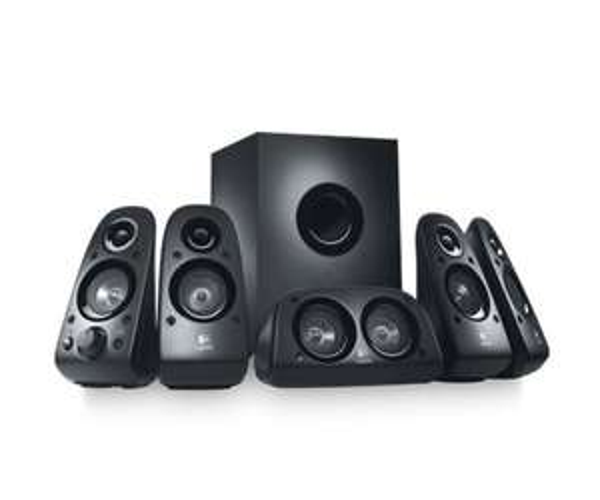 [One] Logitech Z506 5.1 Lautsprechersystem schwarz