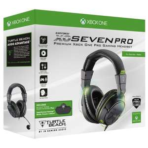 [Amazon.de] Turtle Beach Ear Force XO SEVEN Pro Gaming-Headset - [Xbox One]