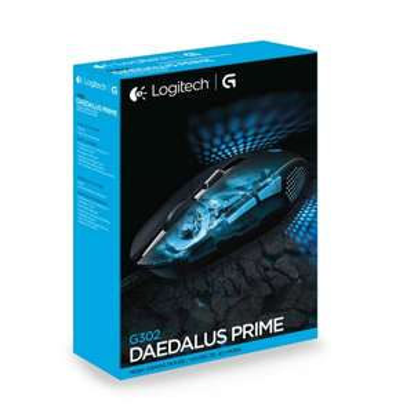 [Amazon.de-MediaMarkt] LOGITECH G302 Daedalus Prime MOBA Gaming Maus