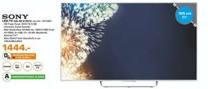 [Lokal Saturn Kiel] Sony KDL65W857 CBAEP LED TV (Flat, 65 Zoll, Full-HD, 3D, SMART TV) , EEK: A+ für 1444,-€