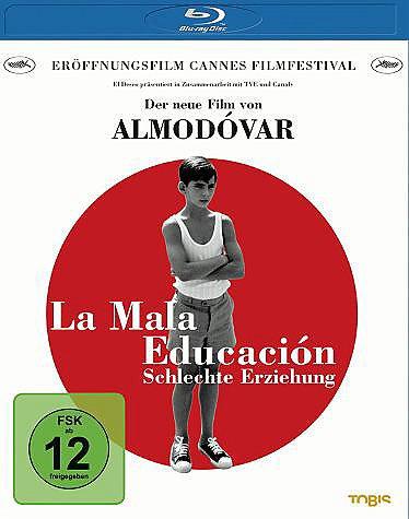 [Amazon Prime] La mala educación - Schlechte Erziehung BluRay für 4,97 EUR (von Pedro Almodóvar) / Nicht-Primekunden + Versand bzw. Buchtrick