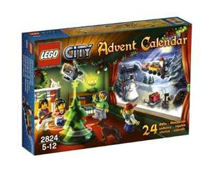 [Edeka Norden] LEGO City Adventskalender 2824