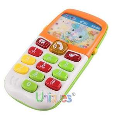 [Aliexpress] Baby Spielzeug Telefon 5,10 USD