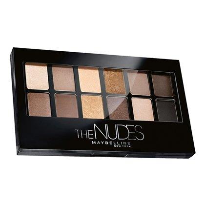 (Rossmann)Maybelline New York  The Nudes Lidschatten Palette für 4,46€ (Angebot+Coupon)