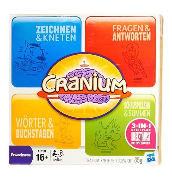 [Galeria Kaufhof] Cranium für 17,59€ & Alhambra Family Box für 21,99€ -10% Cashback (u.a. Brettspiele)