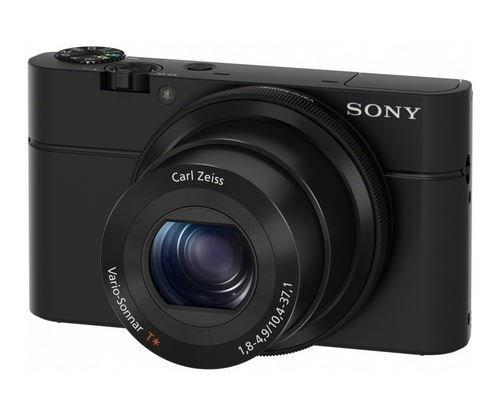 ----Abgelaufen---- [Ebay/Mediamarkt] Sony DSC RX 100 Schwarz Digitalkamera f/1.8-4.9 10.4-37.1 mm NEU&OVP plus 4,99 Versand