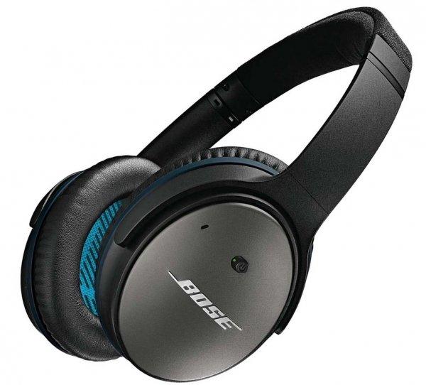 [Lokal Saturn Kiel] Bose QuietComfort 25 Noise Cancelling Headphones für 199€