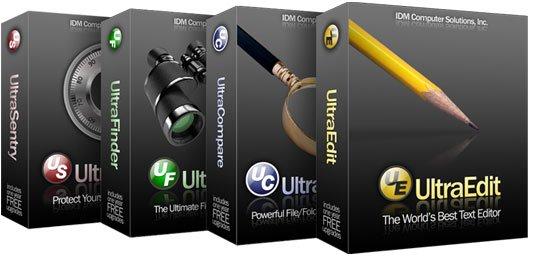 *VORBEI* UltraSuite mit ca 45% Rabatt - Nahezu der Preis von UltraEdit [Texteditor, Dateivergleich, Finder uvm]