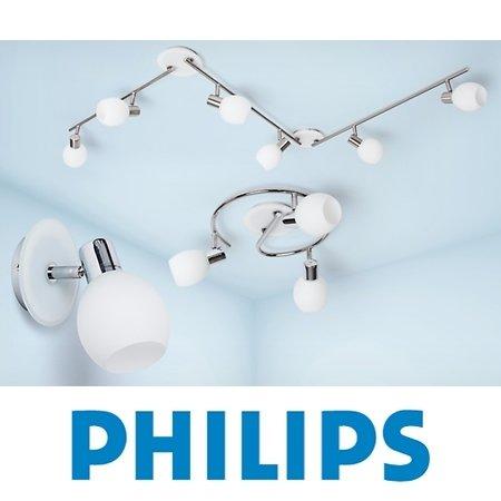 Philips Decken- und Wandleuchten verschiedene Modelle