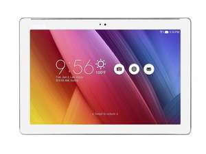 "Asus ZenPad 10 Z300C-1B051A  (10,1"", Intel Atom x3-C3200, 4x 1.44GHz, 2GB RAM, 16GB HDD, Mali-450 MP4, Android 5.0) weiss für 154,71 € @Amazon.fr"
