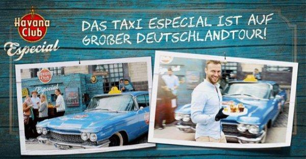 [lokal] Havana Club Especial probieren in Köln am Stadtgarten nur 31.10.15