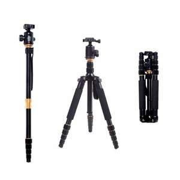 Kamera-Stativ Einbeinstativ Kugelkopf 11.97€ günstiger (Andoer)