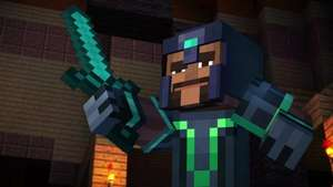 Minecraft: Story Mode - A Telltale Games Series für 8,74