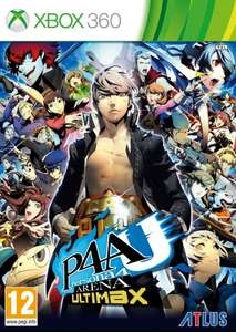 Persona 4 Arena: Ultimax (Xbox 360) PAL/UK @TheGameCollection