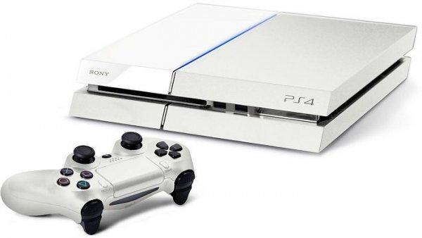 [MM AT] PlayStation 4 in Weiß/Schwarz für 299€, offline ab 2.11. - 3.11.