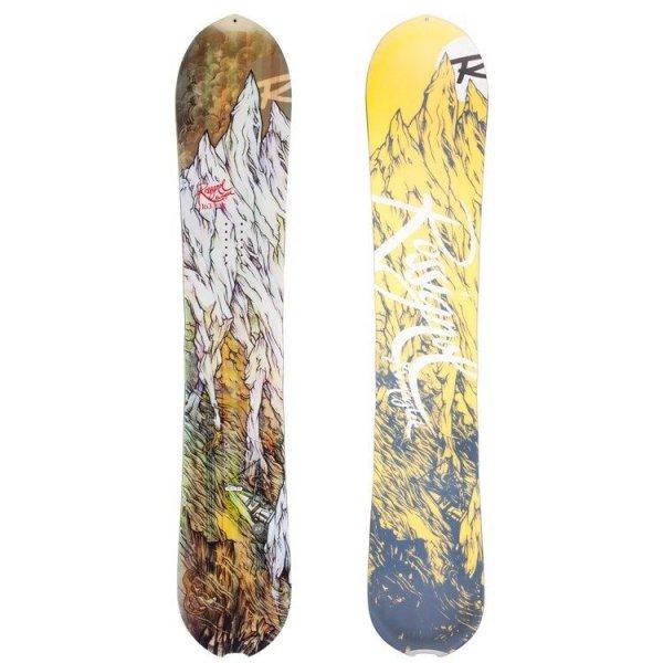 Snowboard Rossignol XV Magtek (2015) 164w/168w/174w