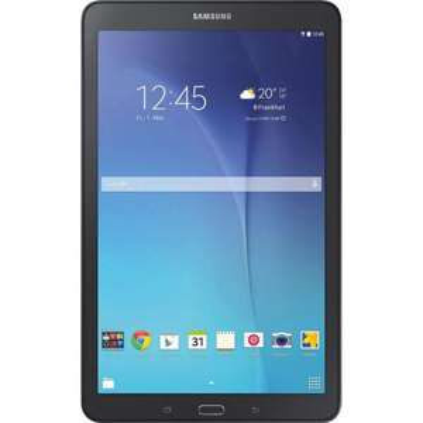 [Conrad] Samsung Galaxy Tab E Android-Tablet 24.4 cm (9.6 Zoll) 8 GB WiFi Schwarz/Weiß 1.3 GHz Quad Core Android™ 4.4 1280 x 800 Pixel