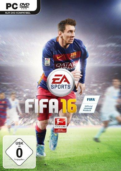FIFA 16 für PC für ~30,60€ bei Origin Brazil