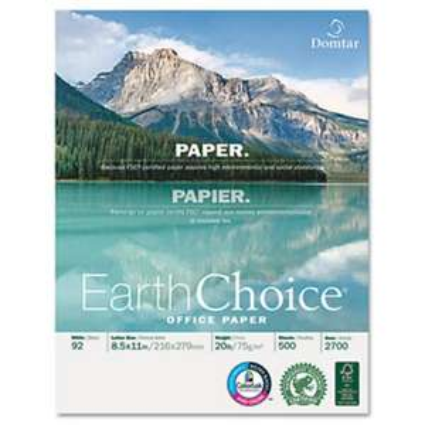 Earth Choice Multifunktionspapier DIN A3 80 g/m² Weiß 500 Blatt -> 7,27€