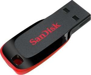 SANDISK Cruzer® Blade™ 128GB USB 2.0 Flash-Laufwerk