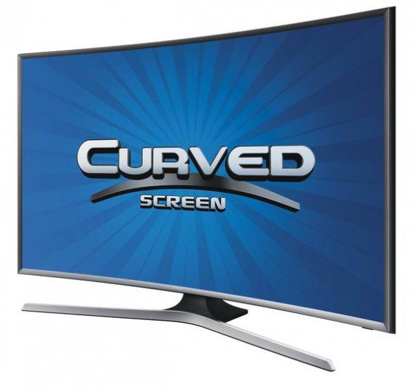 "(CH) Samsung UE-48J6370 - Curved 48"" Full HD TV"