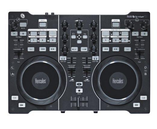 [Amazon.de] HERCULES DJ-Controller 4 Set    / wieder da