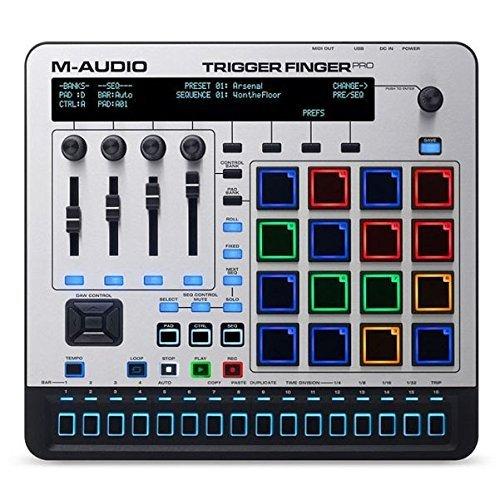 M audio trigger finger pro für 149€