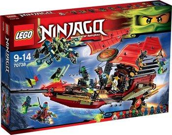[Amazon.de] LEGO 70738 Ninjago Ninja-Flugsegler für 89,60 €