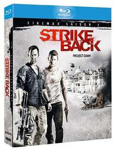 Strike Back - Staffel 1 [Blu-ray] inkl. Vsk für 14,82 € > [amazon.fr]