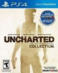 [PS4] Uncharted - The Nathan Drake Collection US Download