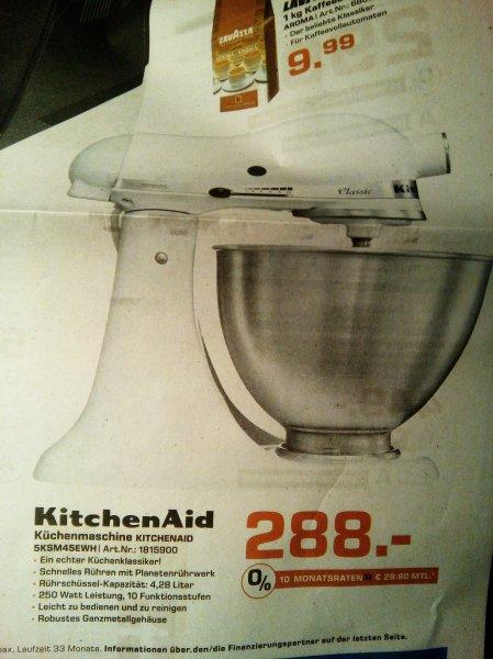 Kitchenaid classic [lokal KA] Saturn