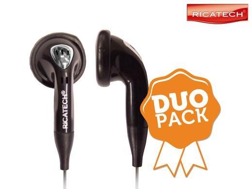 [Ibood Hunt] 2xRicatech RE35 In-Ears mit Nackenband – Duo-Pack für 2,95€ Versandkostenfrei