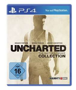 [PS4] Uncharted The Nathan Drake Collection - deutsche Disc-Version